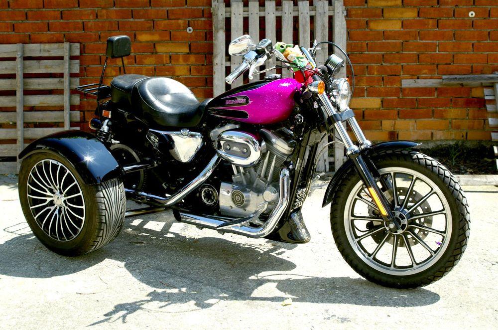 Harley Davidson  - 55